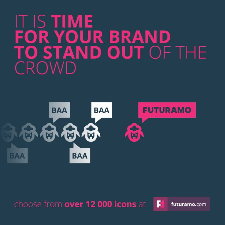 How to Be Different and Stand Out from Others? Use Futuramo Icons in your next UI project. https://futuramo.com/ #UI #UX #design #futuramo #work #brand #uiprojects