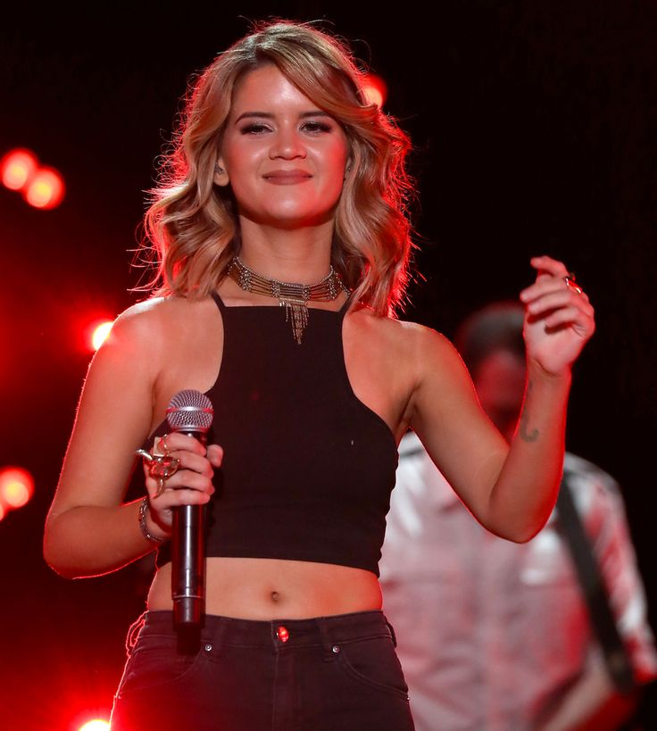 Can I get a hallelujah? Can I get an amen? Texas native Maren Morris…