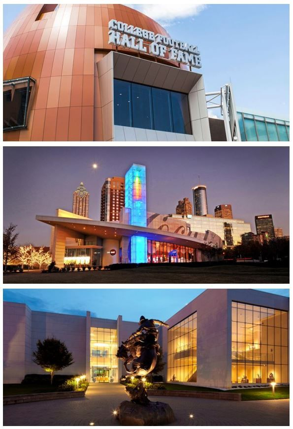 April 25 - May 1, 2015: Receive 2 for 1 Admission During Atlanta Museum Week!