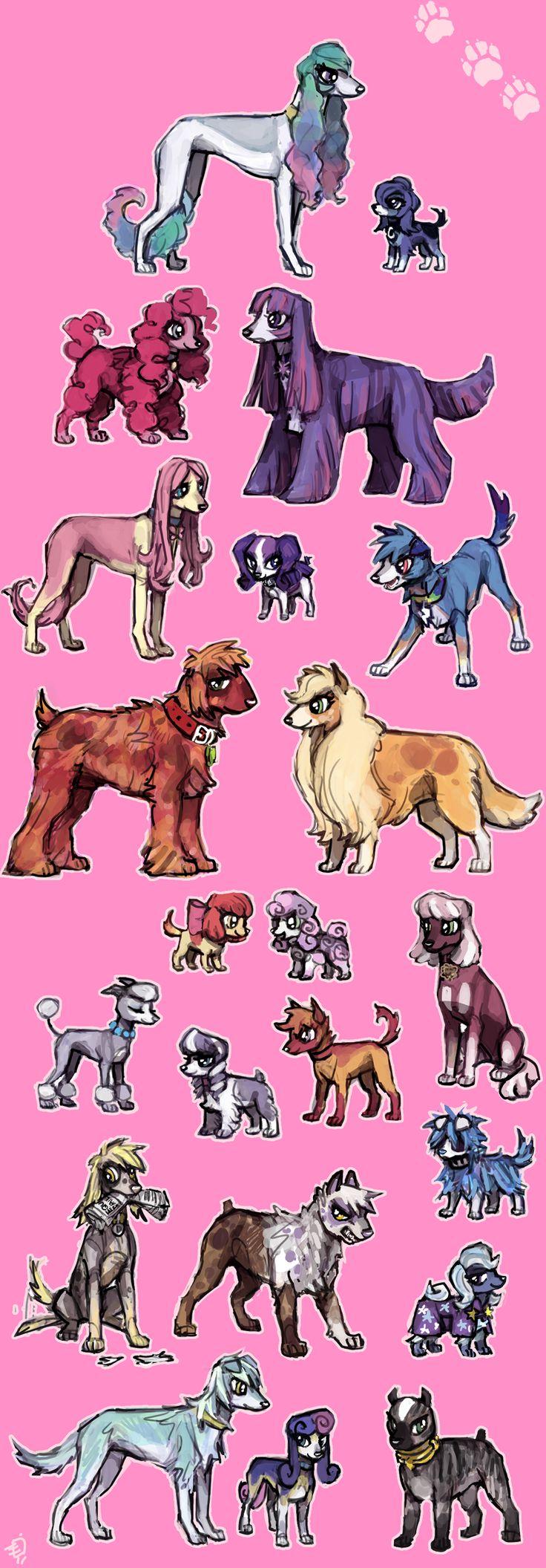 Dog Ponies