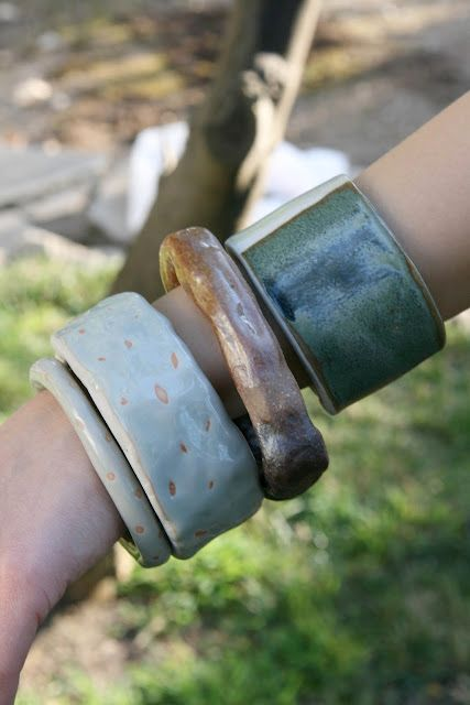 Juliana Hung: Arm Party, Bracelets, Chunky Jewelry, Ceramics Bangles, Arm Candies, Arm Parties, Ceramics Jewelry, Bangles Heavens, Fine Jewelry