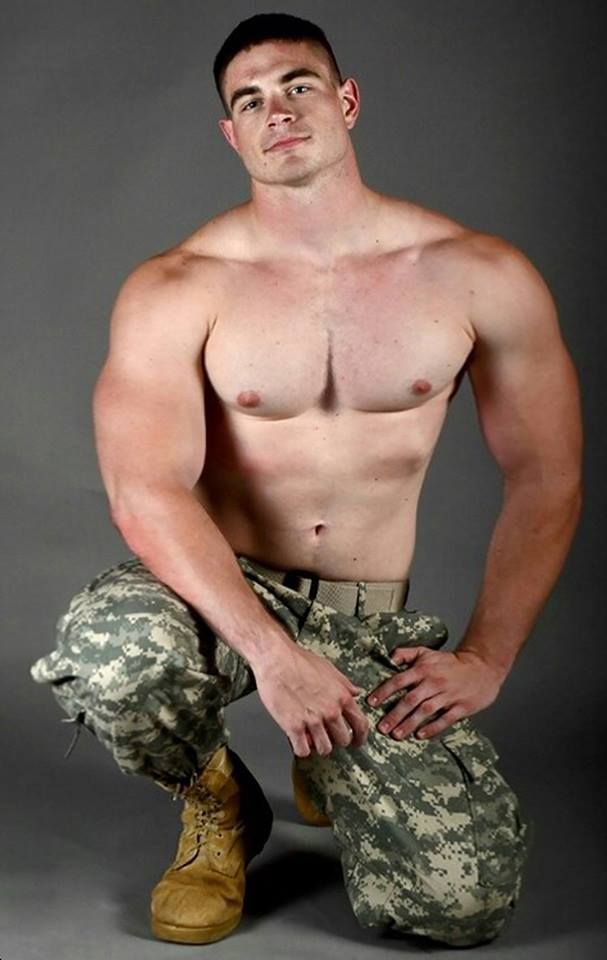 соблазненные тела армейских крепышей онлайн - 9
