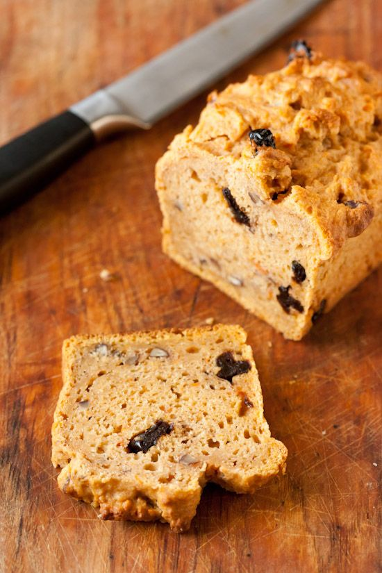 sweet potato bread with pecans and tart cherries sweet potato bread ...