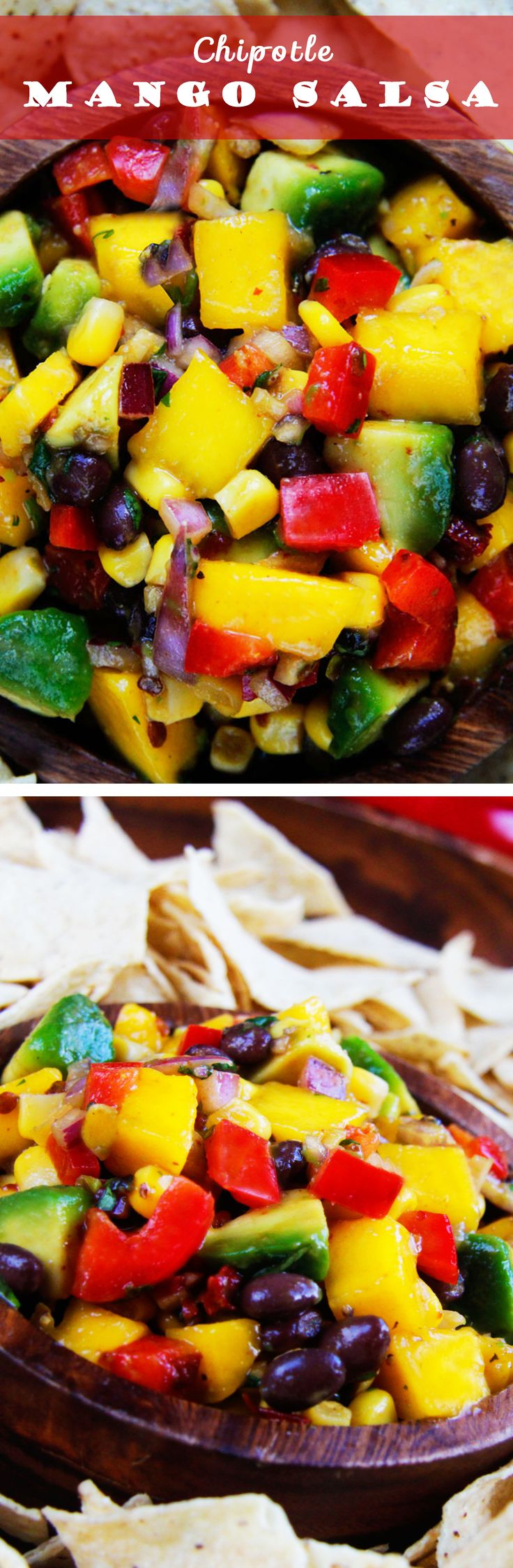 Fresh, vibrant, delicious & SO EASY! Just toss, chop, eat. So good with chips, tacos, fish, chicken and even plain! | Carlsbad Cravings