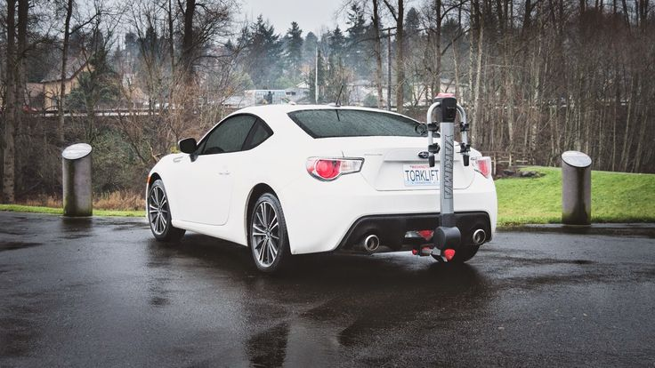 #subarulovers! Are you ready for the fun factor? #EcoHitch for 2013-2015 #Subaru #BRZ is now available -- Check out our blog to see how you can get hitched up! #hitch #bikerack #yakima #cargocarrier #cargo #subarulovers #subarulife #SubaruBRZ #subie
