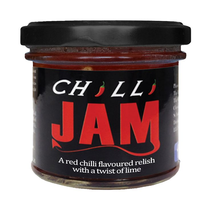 Red Chilli & Lime Jam