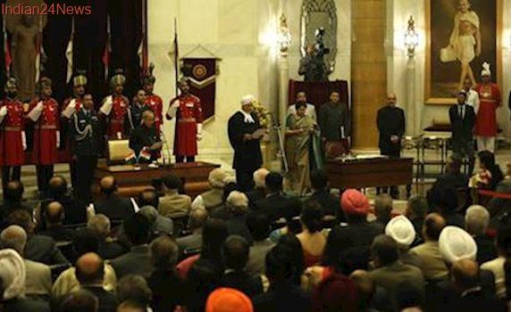 Justice Khehar takes oath as Chief Justice of India