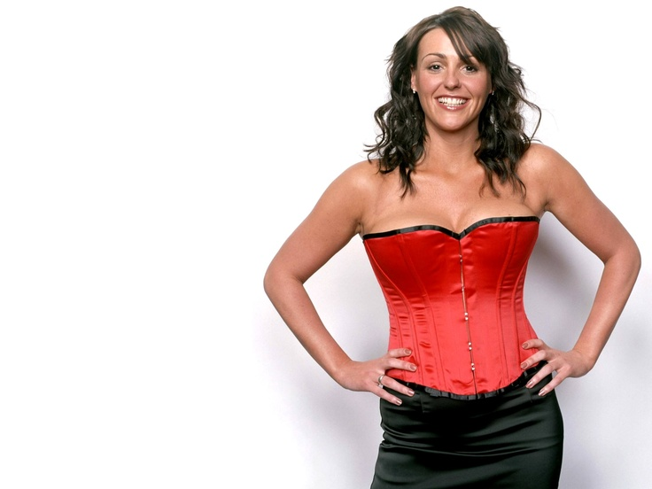 Actress Suranne Jones from North Manchester.