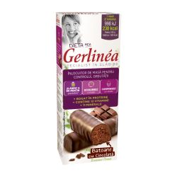 GERLINEA MINI PACK BATOANE CIOCOLATA, 62 g