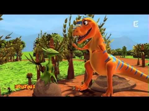 Dessins animés: Dino Train