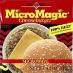 micro magic cheeseburgers & fries