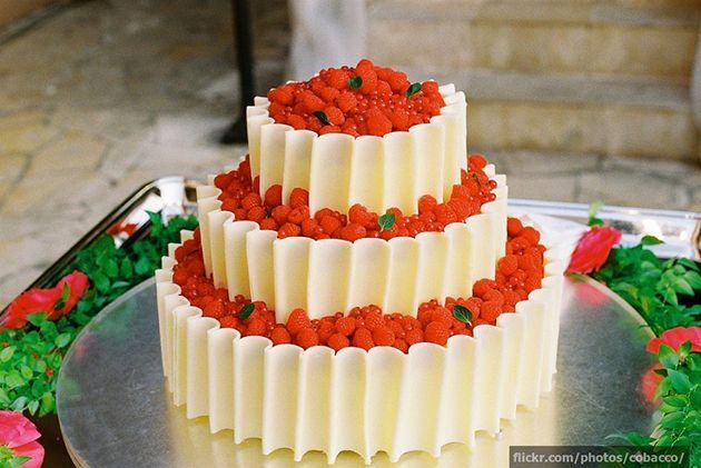 Un faux gâteau