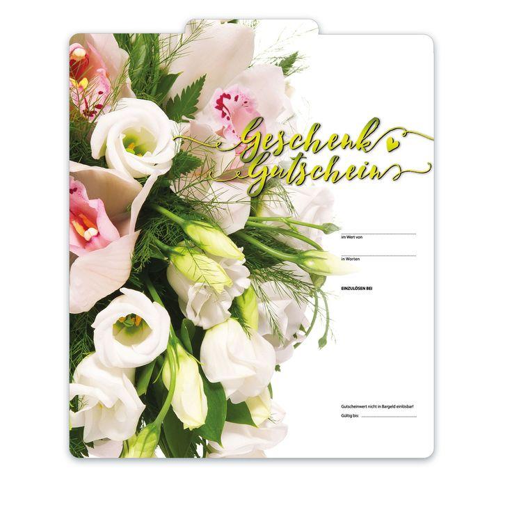 Bestell-Nr. BL252, Multicolor-Geschenkgutscheine für alle Branchen und Anlässe!