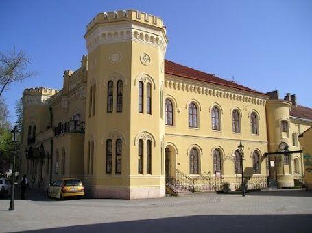 Dôstojnícky pavilón Komárno