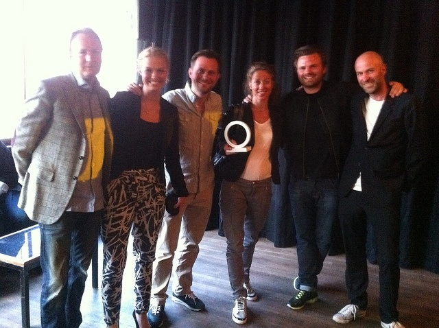 """Nike + Naked team wins """"Best Digital Campaign"""" at Creative Circle Awards for Nike TakeCPH by nakedcomms cph, via Flickr: Photo, Nike Takecph"""