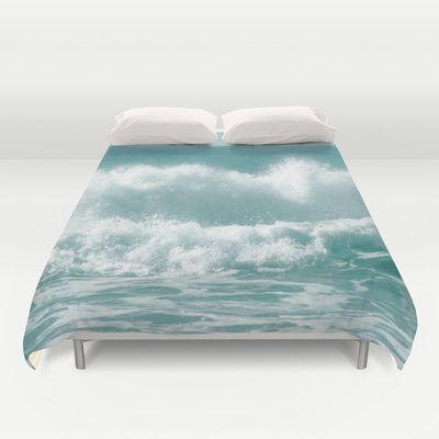 Ocean lightweight duvet covers - so tranquil