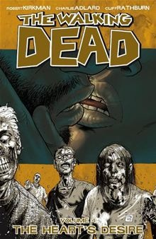 Is the walking dead comic book finished
