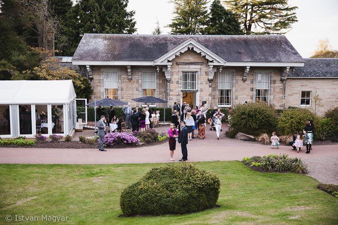 caledonian hall botanic garden wedding edinburgh