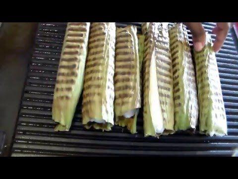 Gateau salé a base de riz coco feuille de banane (m'haré wa ntsahi) comorienne
