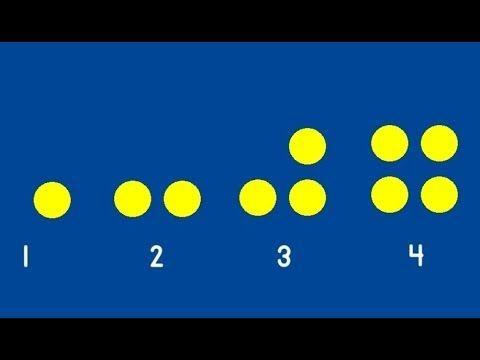 Number Patterns 1, 2, 3, & 4