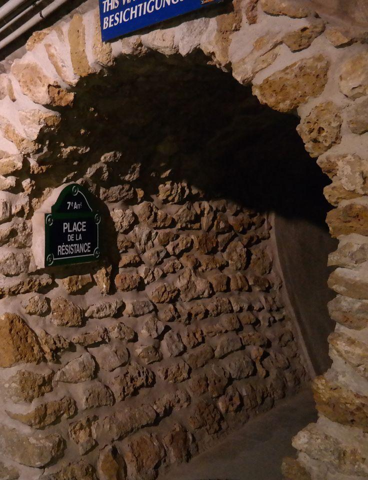 visite des égouts de Paris. http://visite-guidee-paris.fr