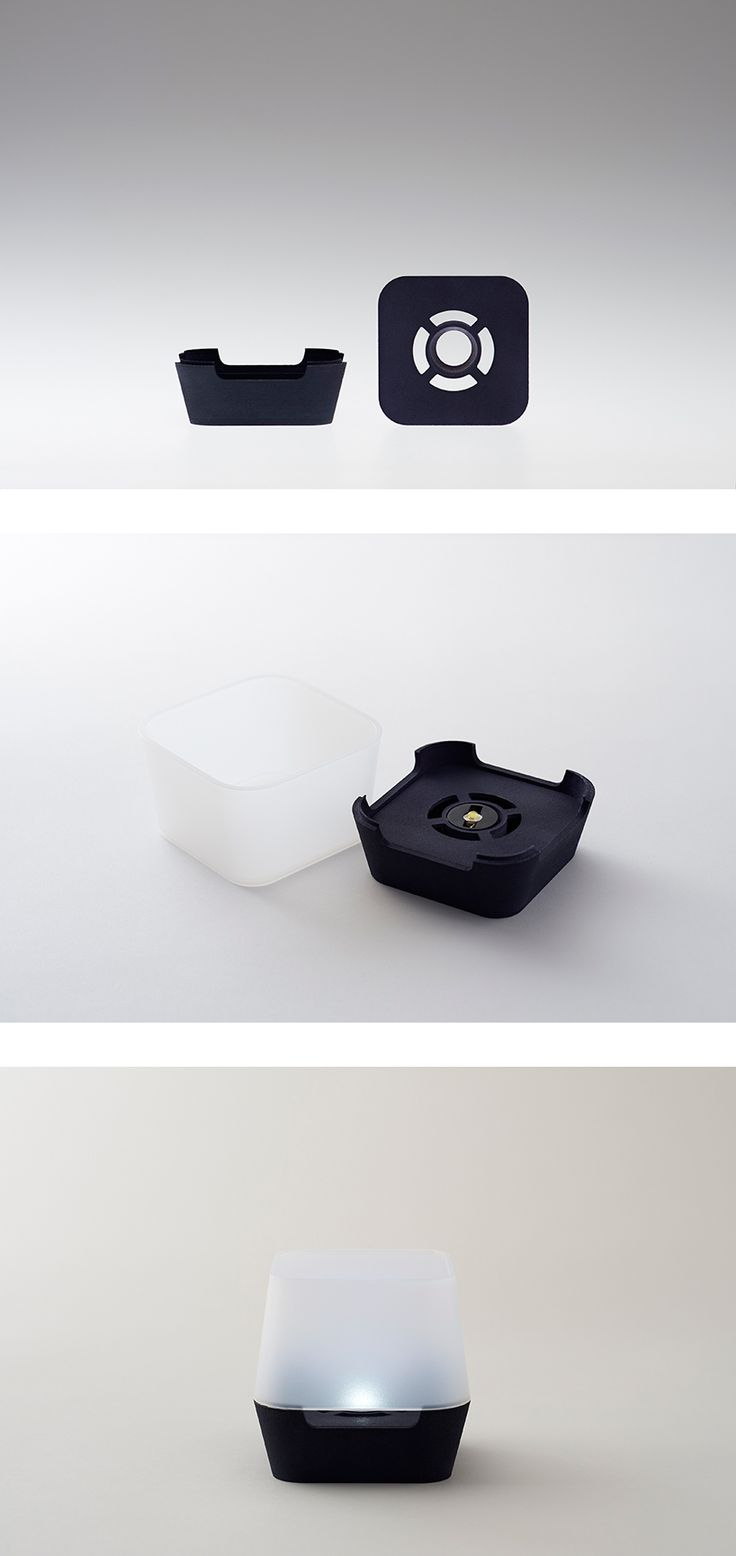 takt project presents 3 pring product a DIY kit of 3D printed components