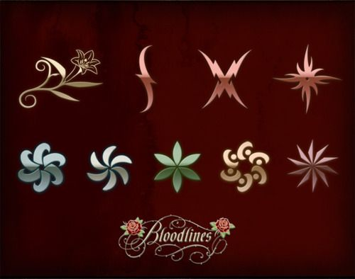 Vampire Academy / Bloodlines tattoos!!! im getting one! :)