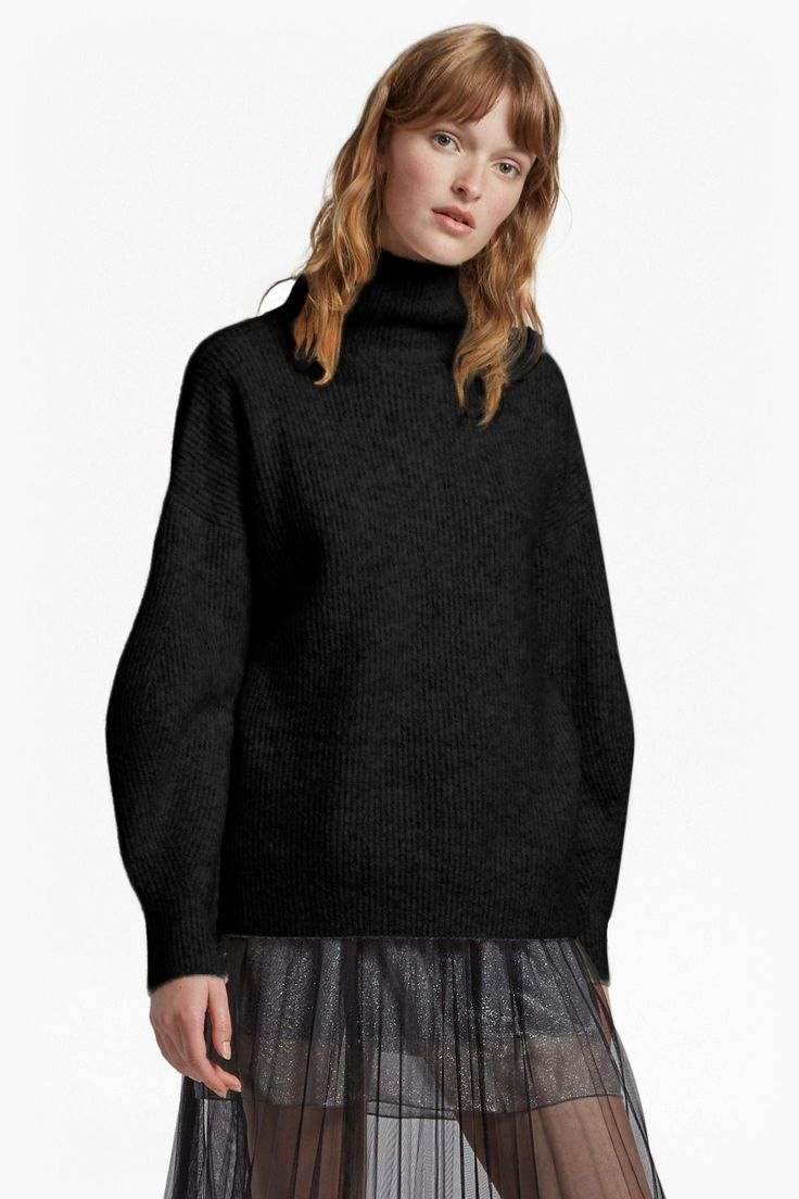 Urban Flossy High Neck Jumper | Sale New In | French Connection Usa