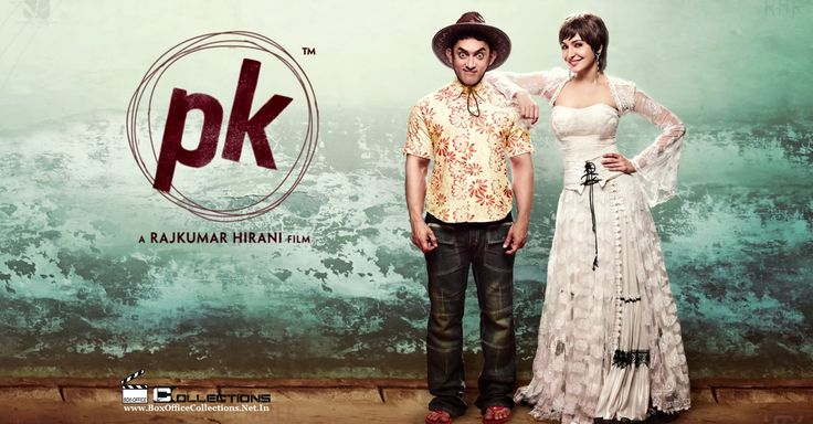 Check out Aamir Khan & Anushka Sharma different looks from the 4th Motion Posters of PK_6