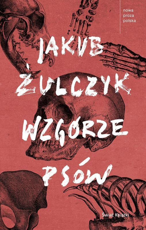 """Książka Jakub Żulczyk """"Wzgórze psów"""""""