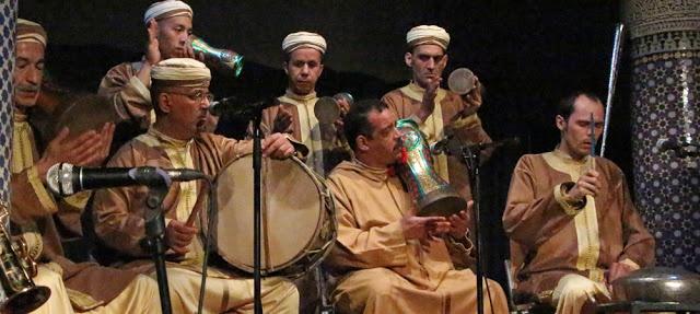 Hamadcha Sufis in Fez
