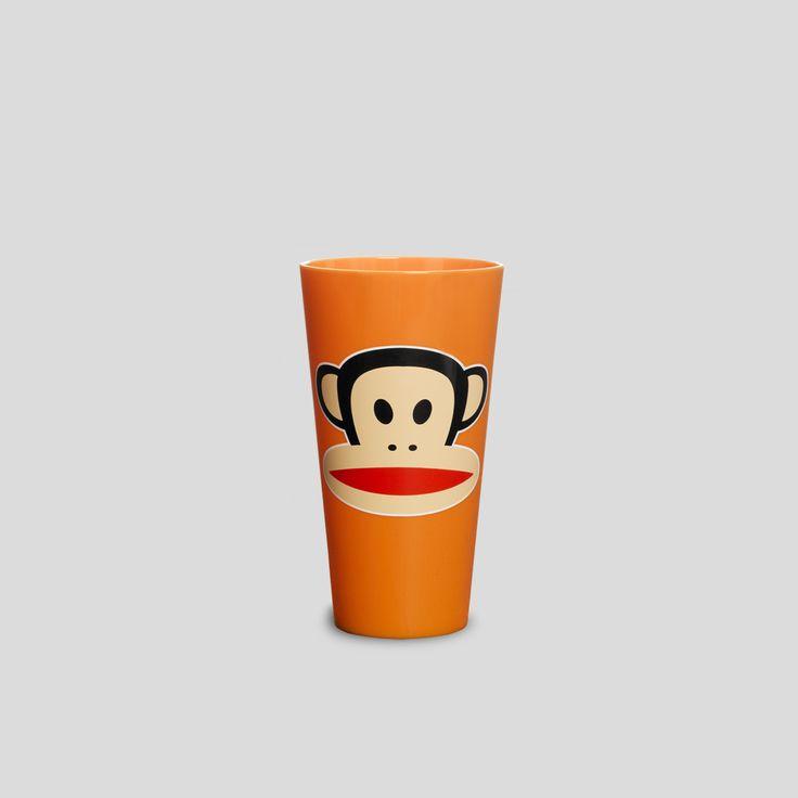 PAUL FRANK, Cup, Orange, Design by Room Copenhagen