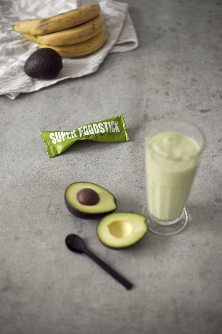 Shake it en je bent klaar! Voor een krachtige smoothie met de Super Foodstick die instant power geeft, voeg je vers fruit of groente toe naar smaak.