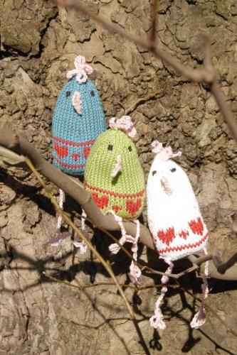 46 best knitting easter images on pinterest free knitting love heart chicks free knitting pattern pdf download negle Gallery