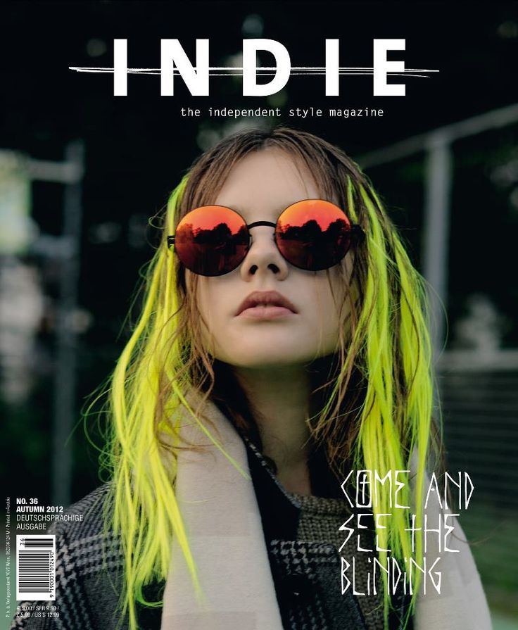 17 Best images about Indie Magazine on Pinterest   Layout, Daisy ...
