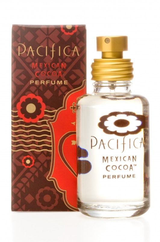 Mexican Cocoa Spray Perfume | Pacifica Perfume - actually smells good on me!
