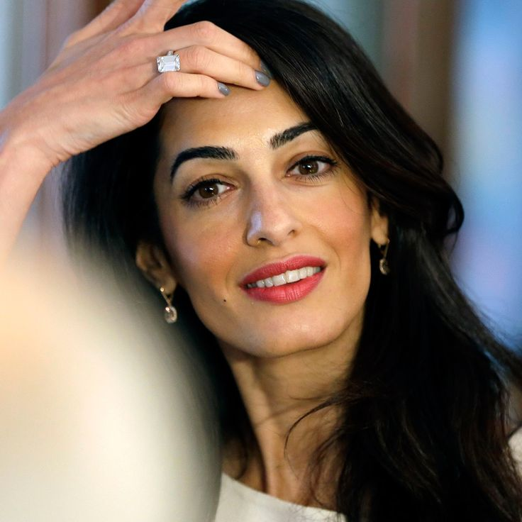 15 George Clooney Quotes about Amal | Amal Clooney Style