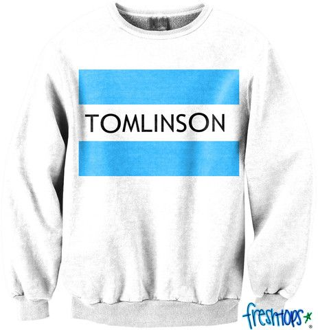 Tomlinson Crew Neck - Fresh-tops.com I WILL FOREVER WANT THIS SHIRT