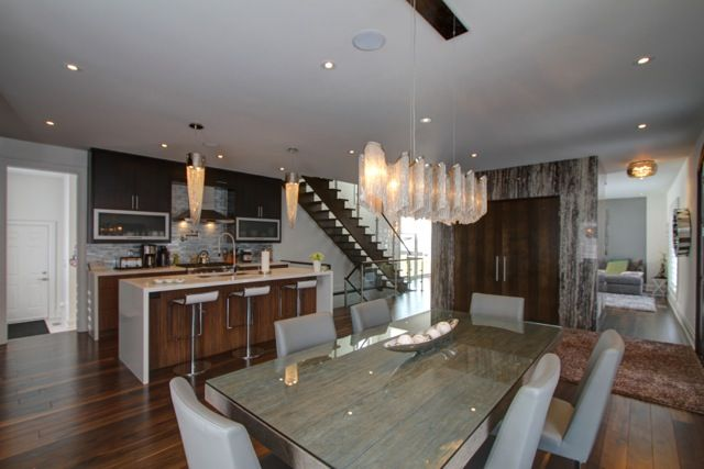 Chef Kitchen with top of the line appliances,  breakfast bar, quartz stone countertops