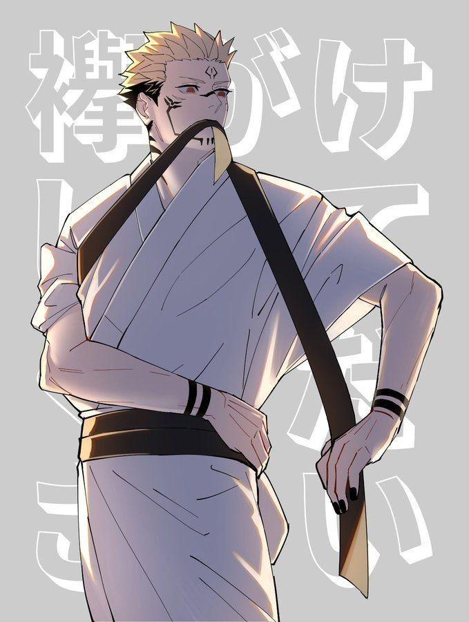 The Curse Bride Ryomen Sukuna X Reader Wedding Day In 2021 Jujutsu Jujitsu Fantasy Female Warrior