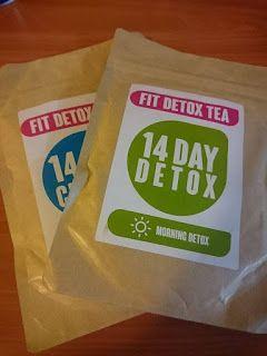Mi espacio : Mi experiencia con Fit detox tea tox...