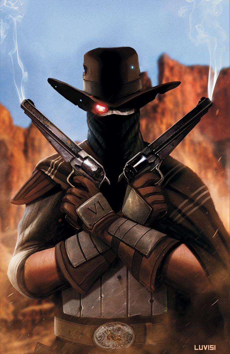 Cowboy Deadshot - Dan LuVisi