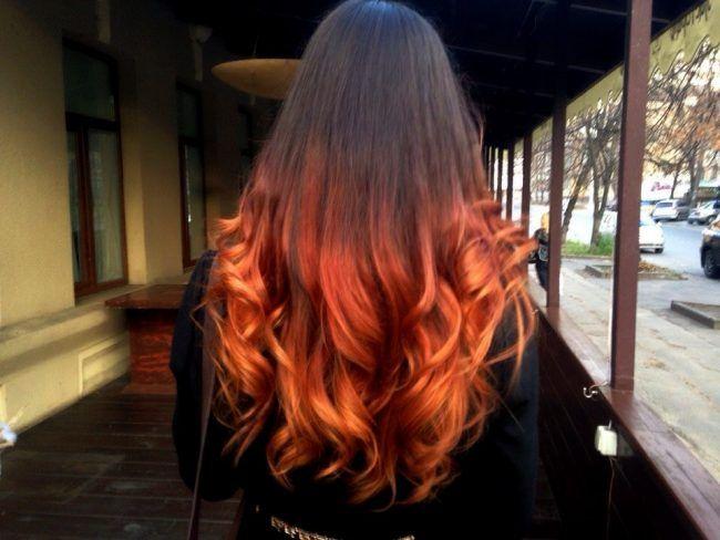 cool Омбре для русых волос (50 фото) — Модное окрашивание 2017 Читай больше http://avrorra.com/ombre-dlya-rusyx-volos-foto/