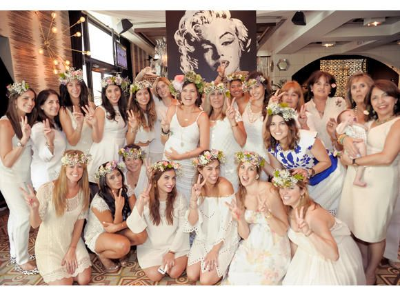 Looking for bohemian baby shower ideas? Fashion blogger Kathy Buccio shares tips from her own boho themed party.