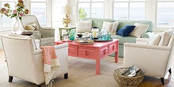 Enter for a Chance to Win the Family Room of your Dreams!