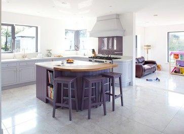 Best 25+ Purple kitchen furniture ideas on Pinterest | Purple kitchen  interior, Purple cupboard inspiration and Purple cupboards
