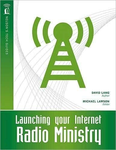 Launching Your Internet Radio Ministry