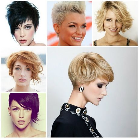 Fall 2016 short hairstyles
