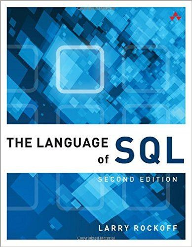 The Language of SQL (2nd Edition)