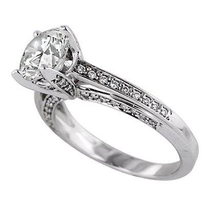 137 best Engagement Rings images on Pinterest Engagement rings
